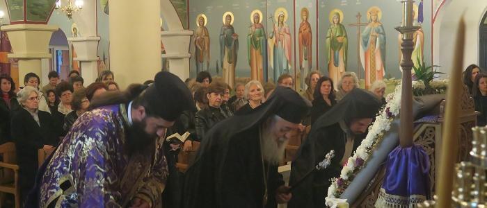 Φθιώτιδος: Όσες φορές στην Ελλάδα εγκαταλείψαμε τον Θεό, ήρθαν συμφορές