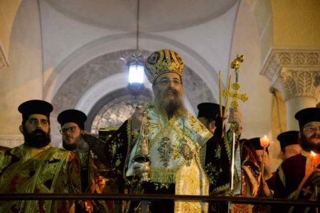 Χιλιάδες πιστοί εόρτασαν την Ανάσταση στους Ναούς των Πατρών