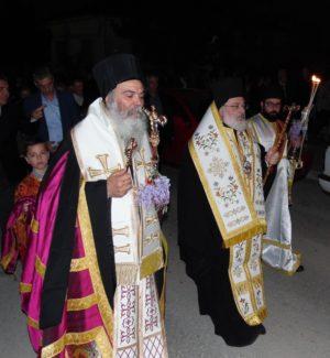 Η μνήμη του Ιερομάρτυρος και Εθνομάρτυρος Αγίου Κυρίλλου στη Μητρόπολη Διδυμοτείχου
