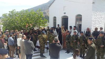Πανήγυρις Αγίων Πέντε Νεομαρτύρων στην Σαμοθράκη