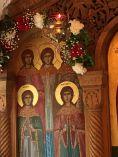 Ρέθυμνο: Η πανήγυρη των Αγίων Πέντε Παρθένων στο φερώνυμο γραφικό εξωκκλήσιο της Ενορίας Αργυρουπόλεως