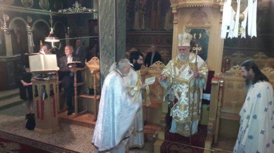 Γρεβενά: Κυριακή του Παραλύτου στο Τρίκωμο