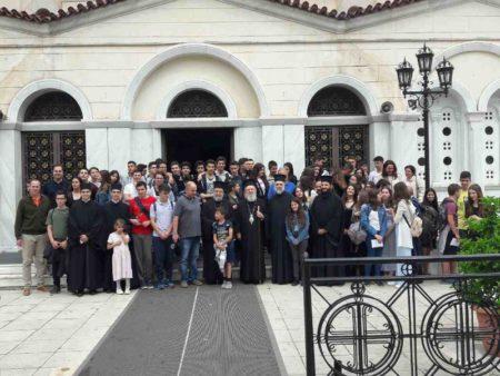 Τον Όσιο Ιωάννη το Ρώσσο επισκέφθηκε η Ριζάρειος