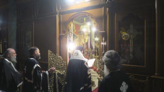Σύρος: Η Ακολουθία των Παθών στον Μητροπολιτικό Ναό Ερμουπόλεως