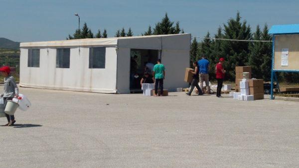 «Ο ΕΣΤΑΥΡΩΜΕΝΟΣ» στο πλευρό των προσφύγων της ΜΟΖΑ