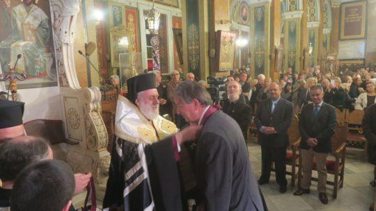 Σύρος: Ακολουθία του Όρθρου της Μεγάλης Τετάρτης στον Άγιο Νικόλαο