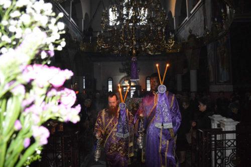 Νεαπόλεως: Οφίκιο του πνευματικού στον π. Χαράλαμπο Κοτζιαχεκίδη