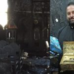 Αυστραλία: Μόνο τα Ιερά Λείψανα διασώθηκαν από τη φωτιά στον Άγιο Παντελεήμονα