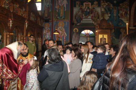 Καρδίτσα: Η ακολουθία του Εσπερινού της Μεγάλης Παρασκευής και η Θεία Λειτουργία του Μ. Βασιλείου