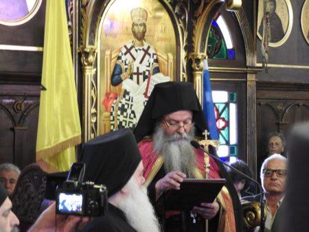 Λευκάδα: Συγκίνηση στην ενθρόνιση του Ηγούμενου Ιεράς Μονής Φανερωμένης