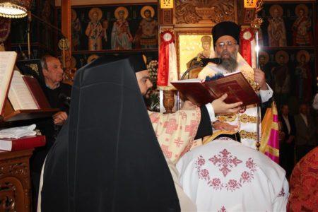Εορτή του Αγίου Γεωργίου - Απονομή οφφικίου Πρωτοπρεσβυτέρου στη Μητρόπολη Θεσσαλιώτιδος