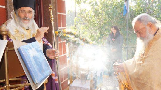 Κάλυμνος: Η Εορτή των αγίων Ραφαήλ, Νικολάου και Ειρήνης στον Πάνορμο