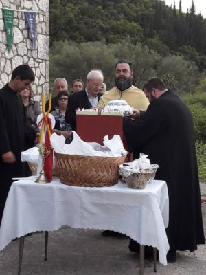 Λευκάδα: Η Ιερά Πανήγυρις του Αποστόλου Θωμά στον ομώνυμο Ιερό Ναό στο Πινακοχώρι