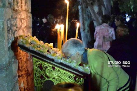 Η Εορτή του Αγίου Γεωργίου στο Αργολικό Ναυπλίου