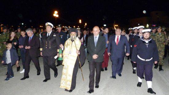 Λέρος: Άφιξη του Αγίου Φωτός και Ανάσταση στον Ναό Αγίου Νικολάου