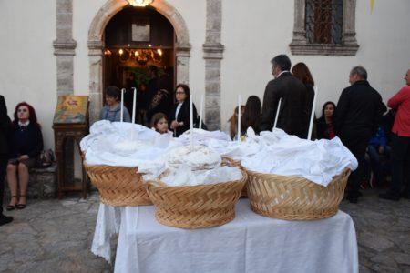 Λευκάδα: Πανηγύρισε ο Ιερός Ναός της Ζωοδόχου Πηγής στη «Μεγάλη Βρύση»