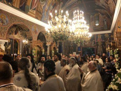 Θήβα: Λαμπρός Εορτασμός του Αγίου Ιωάννου του Καλοκτένη
