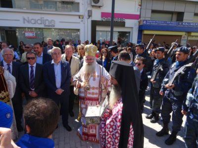 Απονομή οφφικίου Πρωτοπρεσβυτέρου στην Μητρόπολη Ιεραπύτνης