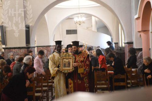 Εσπερινός της Αγάπης στον Καθεδρικό Ι.Ν.Τιμίου Προδρόμου Νεαπόλεως