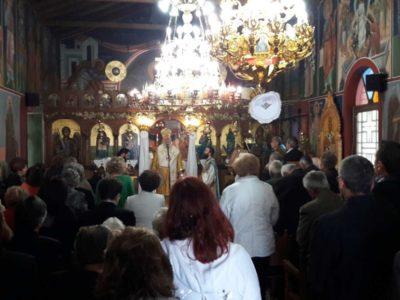 Κυριακή του Θωμά στο Εκκλησιαστικό Γηροκομείο–Μ.Φ.Η «Όσιος Ιωάννης ο Ρώσσος»