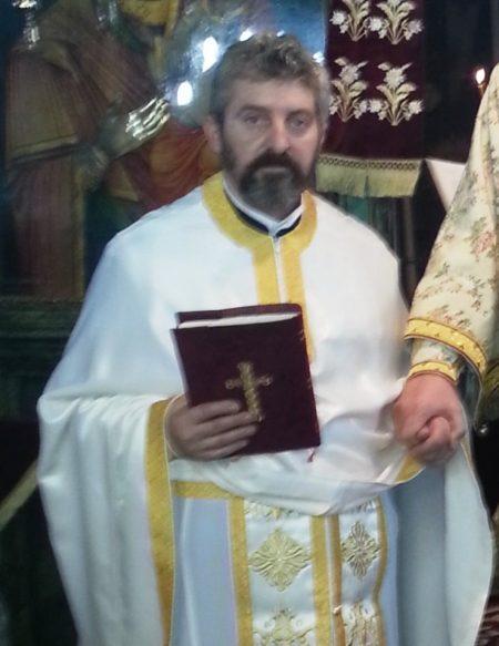 Εκοιμήθη ο Ιερέας π. Αθανάσιος Δελήμπαλτας