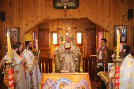 Κυριακή του Παραλύτου στη Μητρόπολη Διδυμοτείχου