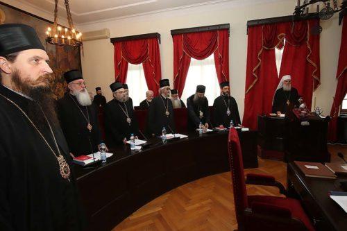 Πατριαρχείο της Ειρήνης η νέα ονομασία της Σερβικής Εκκλησίας-Συνεδριάζει η Σύνοδος