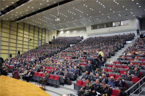 Στη μνήμη του Ήρωα Γιώργου Μπαλταδώρου το 6ο Συνέδριο Αεροπορικής Ισχύος