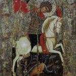 Αγίου Γεωργίου: Ο ταχὺς εις βοήθειαν και πολὺς εις τα θαύματα Άγιος Γεώργιος
