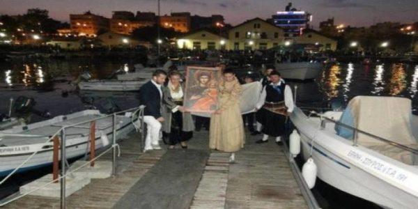 Στην Αλεξανδρούπολη και φέτος η εικόνα της Παναγίας Τριφώτισσας απ' τον Αίνο