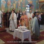 Άρτα: Αρχιερατική Θεία Λειτουργία στην Ενορία Αγίου Γεωργίου Ζυγού