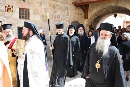 Δευτέρα του Πάσχα στο Πατριαρχείο Ιεροσολύμων