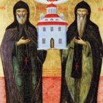 20 Απριλίου: Όσιος Αθανάσιος κτήτωρ Μονής Μετεώρου