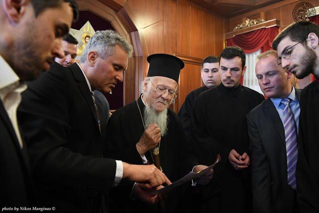 Ηχηρή απάντηση Βαρθολομαίου σε Εκκλησία Βουλγαρίας για τη σχισματική Εκκλησία της ΠΓΔΜ