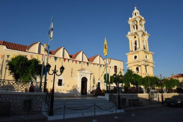 Βαριές καταγγελίες γύρω από το ζήτημα της ανέγερσης νέου Ναού στην Ιαλυσό της Ρόδου