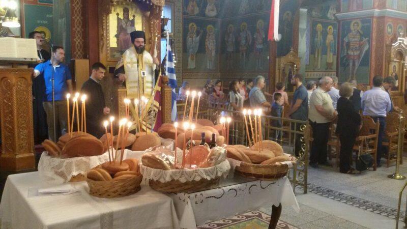 Η Εορτή της Πεντηκοστής στη Μητρόπολη Μαρωνείας