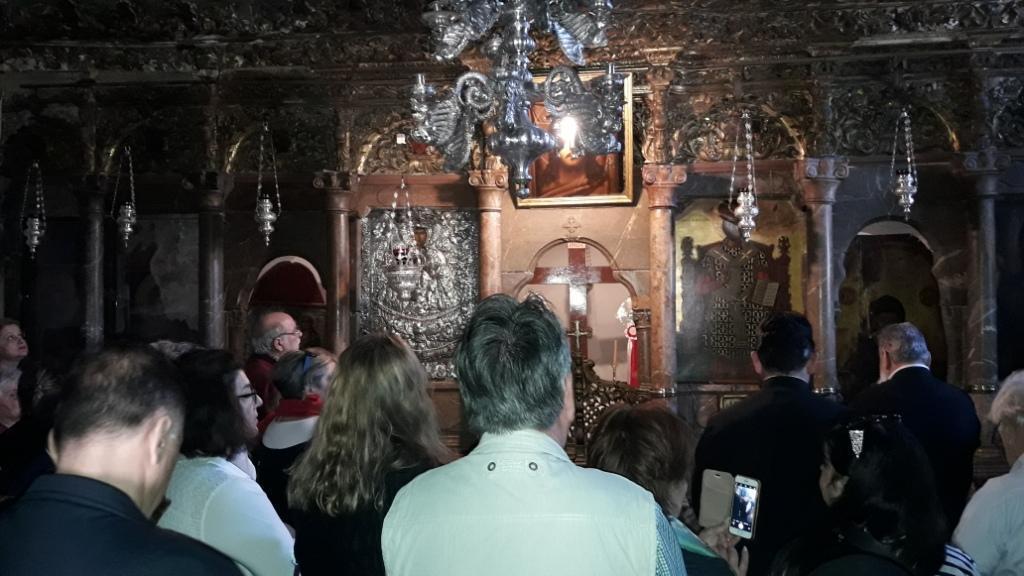 Προσκυνηματική επίσκεψη στη Άνδρο πραγματοποίησε η Ιερά Μητρόπολη Καλαβρύτων