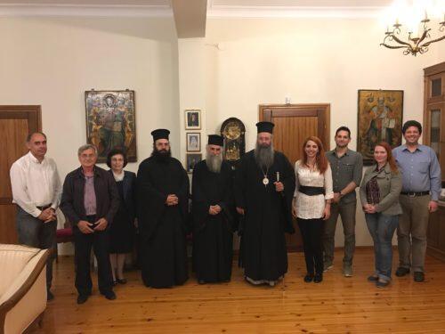 Με τον Κίτρους Γεώργιο συναντήθηκαν τα μέλη του Δ.Σ. του Συλλόγου Αρχιτεκτόνων ΣΑΔΑΣ