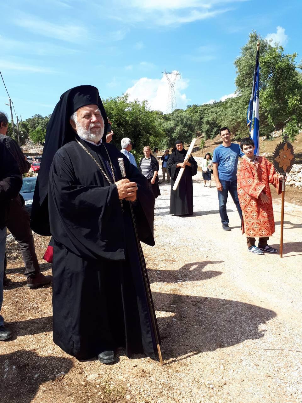 λατρευτικές εκδηλώσεις ιερού λειψάνου του Αγίου Νικολάου Γυναικεία Κοινοβιακή Ιρά Αθανίου