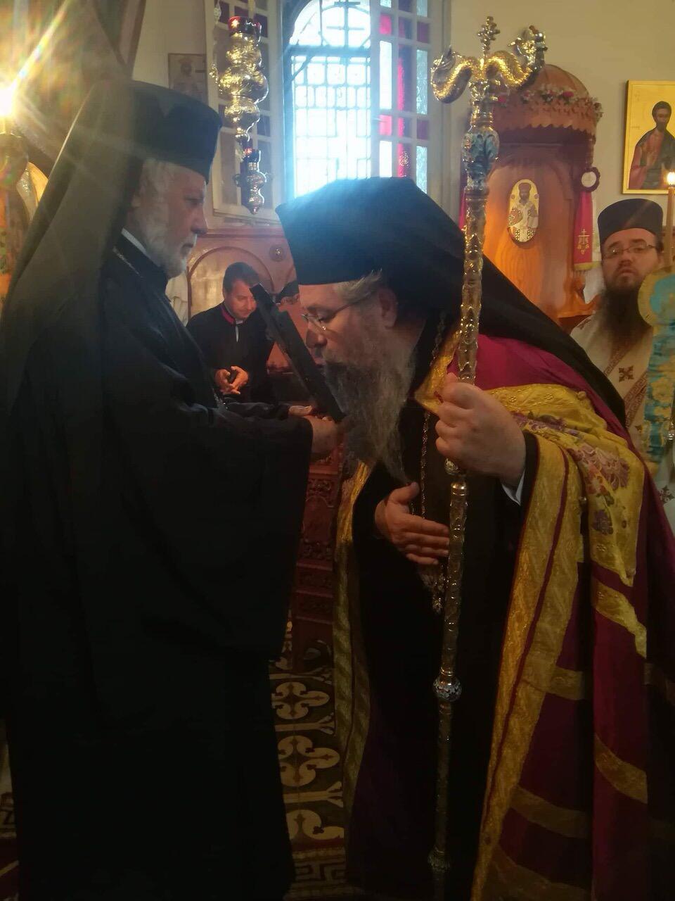 εκδηλώσεις Αγίου Νικολάου Κοινοβιακή Μονή Ιρά Αθανίου