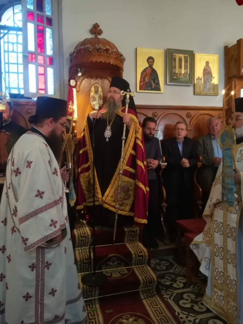 Αγίου Νικολάου Γυναικεία Μονή Ιρά Αθανίου