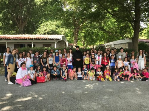 Με τη συμμετοχή 1000 παιδιών η λήξη των Κατηχητικών Συνάξεων της Μητρόπολης Κίτρους
