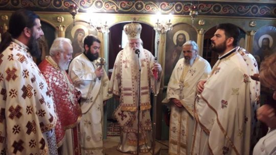 «Γνωριμία» Αιγιωτών με τον Άγιο Νικόλαο τον Νέο!