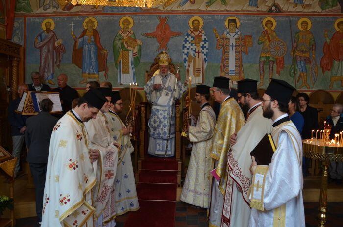 Βέλγιο: Η Εορτή των Αγίων Κωνσταντίνου και Ελένης στο Μπρυζ