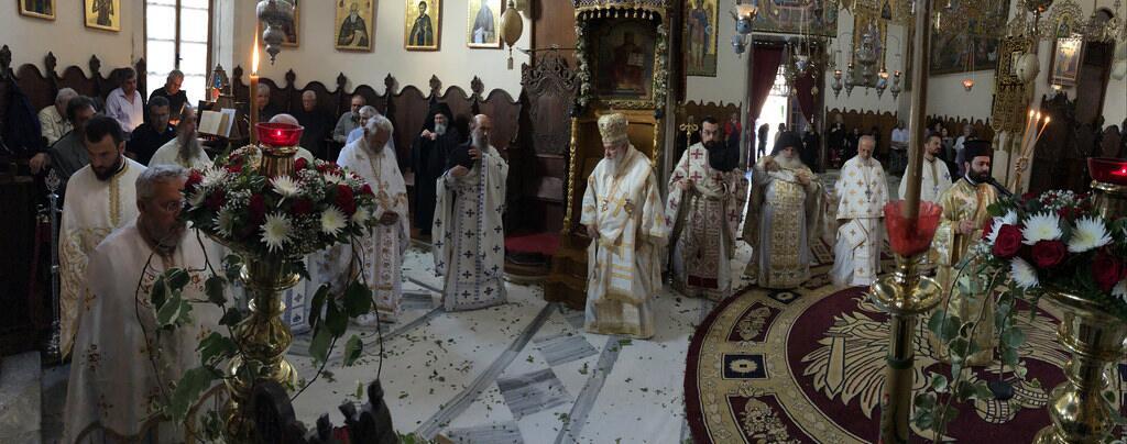 Κυδωνίας Δαμασκηνός: Το Άγιο Πνεύμα είναι δύναμη που έρχεται να τονώσει τη θέληση μας