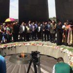 Γενοκτονία Ποντίων: Η Αρμενία τίμησε την ημέρα μνήμης για τον Ποντιακό Ελληνισμό