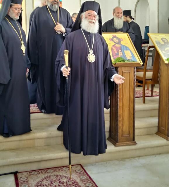 Με τον Πατριάρχη Αλεξανδρείας συναντήθηκε ο Οικουμενικός Πατριάρχης