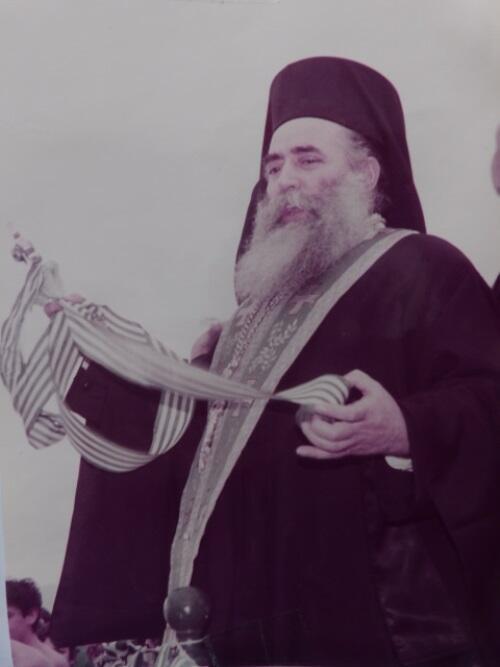Εκοιμήθη ο Αρχιμανδρίτης Λεωνίδης Πανταζής