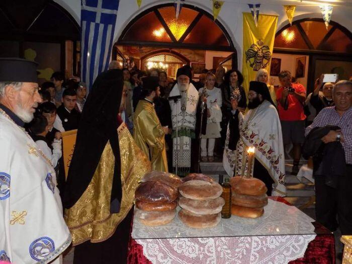 Μητρόπολη Ξάνθης: Λαμπρή Εορτή Αγίων Κωνσταντίνου και Ελένης