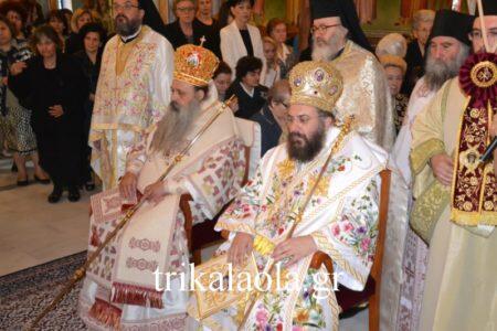 Εκατοντάδες Τρικαλινοί προσκύνησαν τη Χείρα της Αγίας Φωτεινής της Σαμαρείτιδος